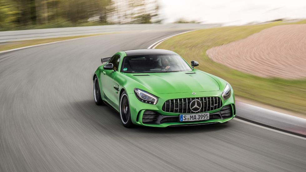 Mercedes-AMG GT R (I)
