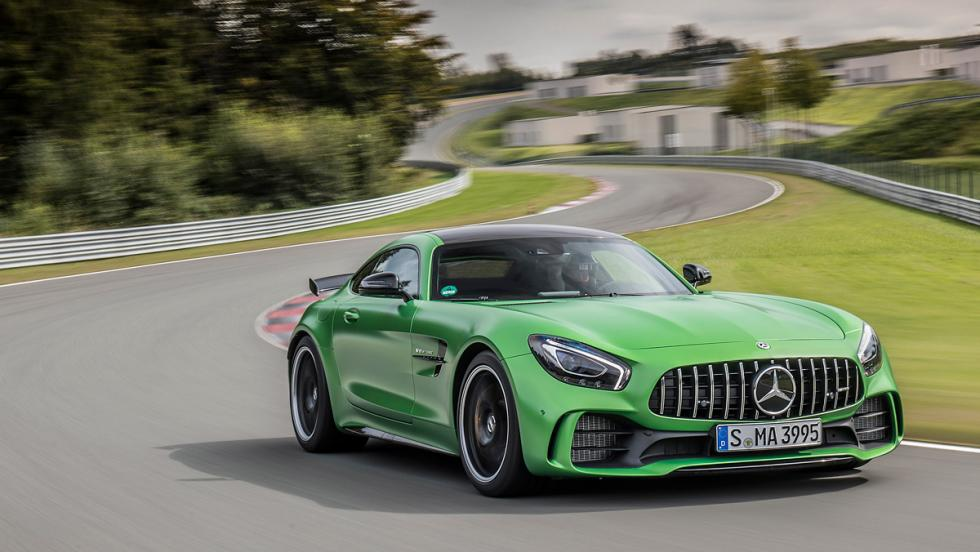 Mercedes-AMG GT R (III)
