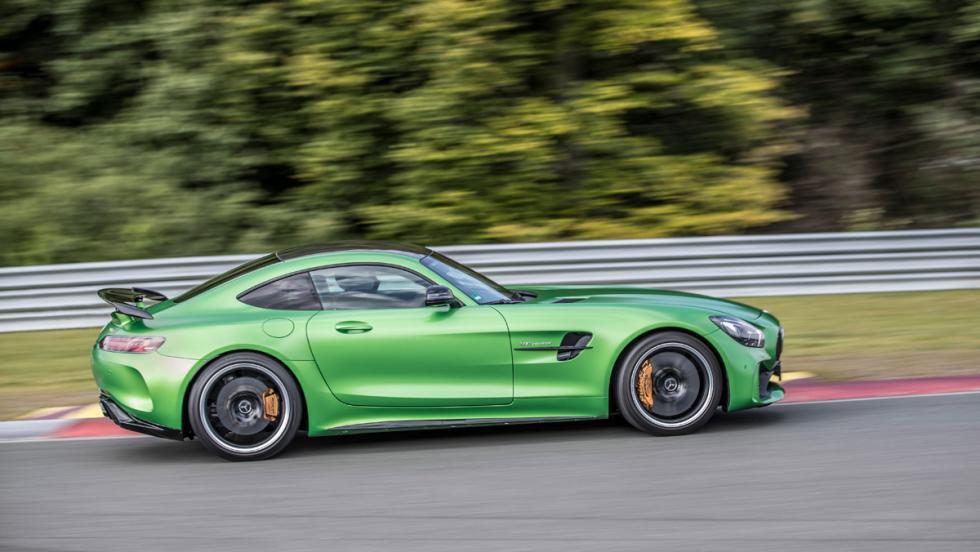 Mercedes-AMG GT R (V)