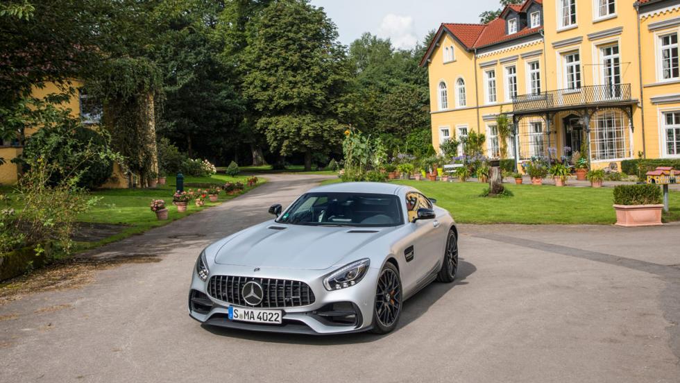 Mercedes-AMG GT S (I)