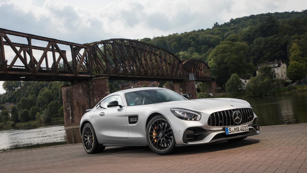 Mercedes-AMG GT S (III)