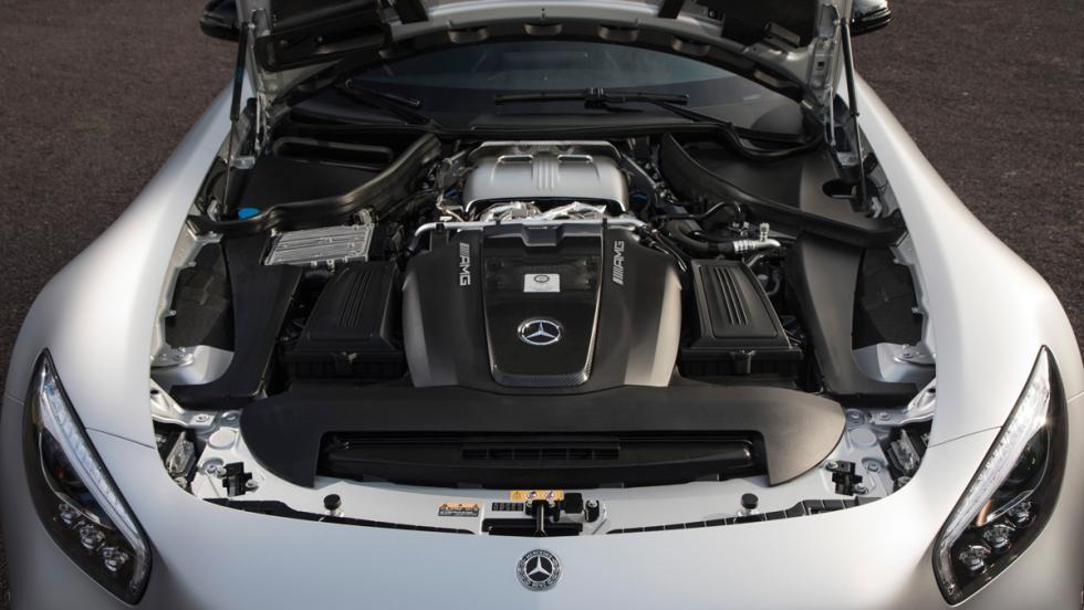 Mercedes-AMG GT S (V)