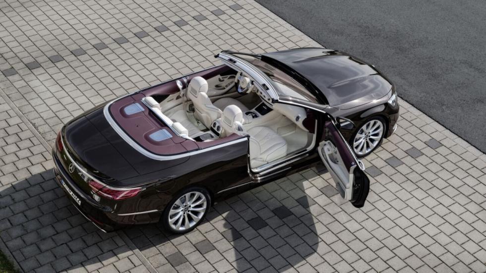 Mercedes Clase S Cabrio 2018