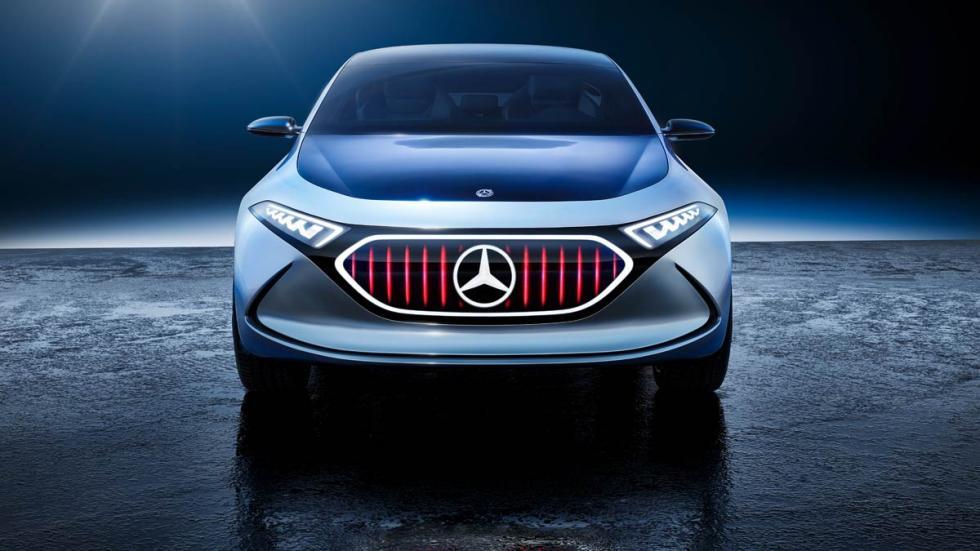 Mercedes EQ A Concept eléctrico compacto