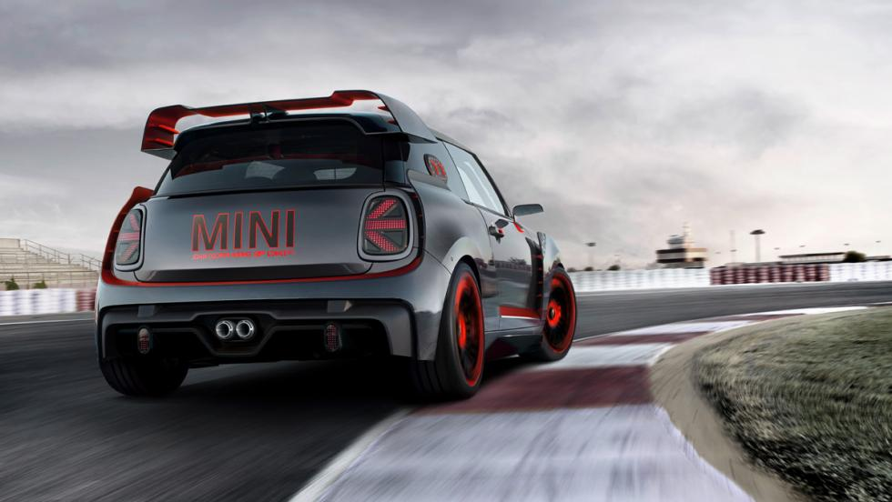 Mini John Cooper Works Concept (II)