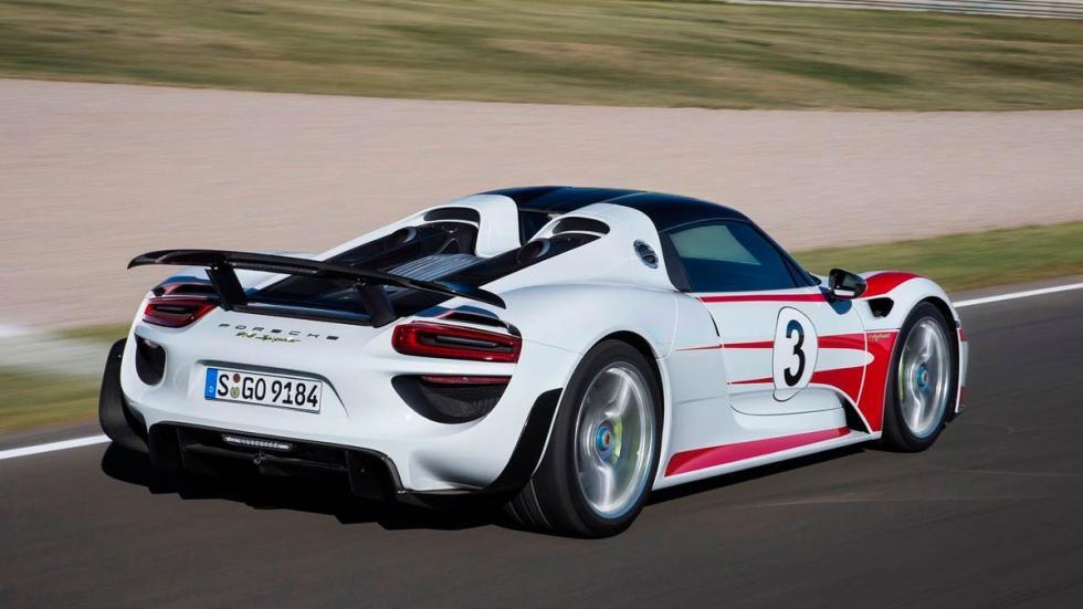 motores atmosféricos que giran más arriba Porsche 911 GT3 Lexus LFA Ferrari LaFerrari Ariel Atom 500