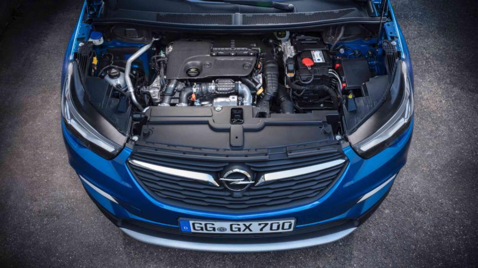 motores Opel Grandland X