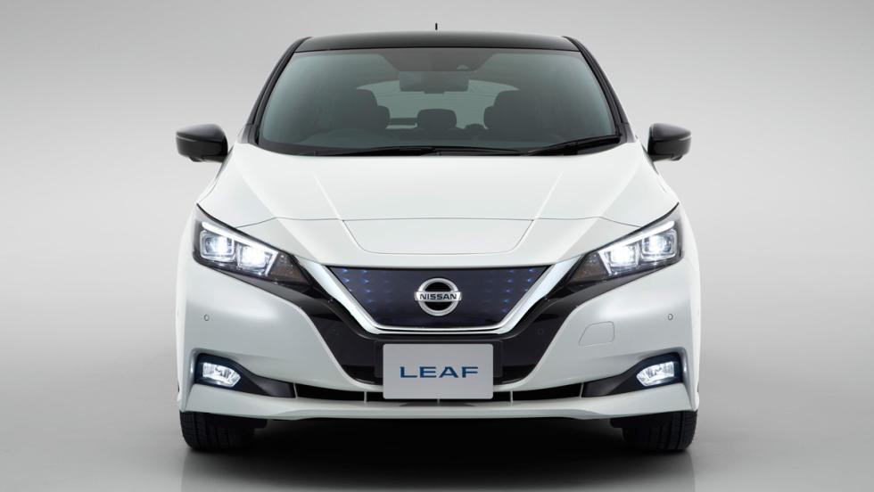 Nissan Leaf 2017 (I)