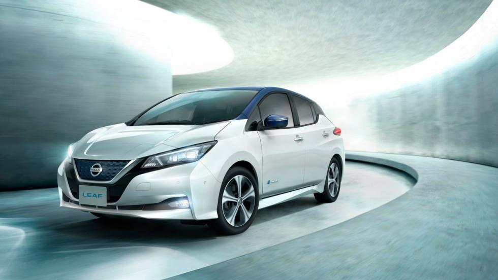 Nissan Leaf 2017 (II)