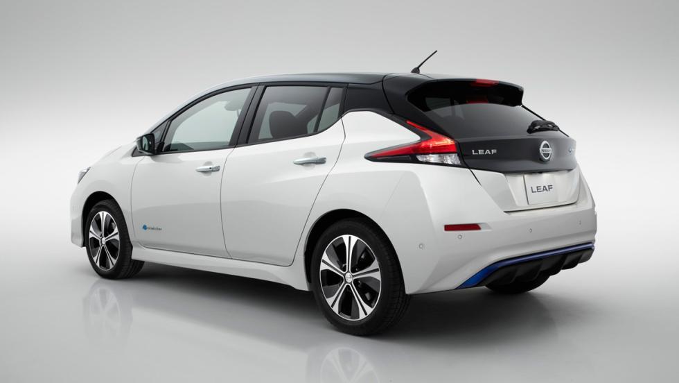 Nissan Leaf 2017 (III)