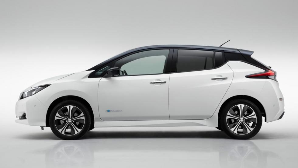 Nissan Leaf 2017 (IV)