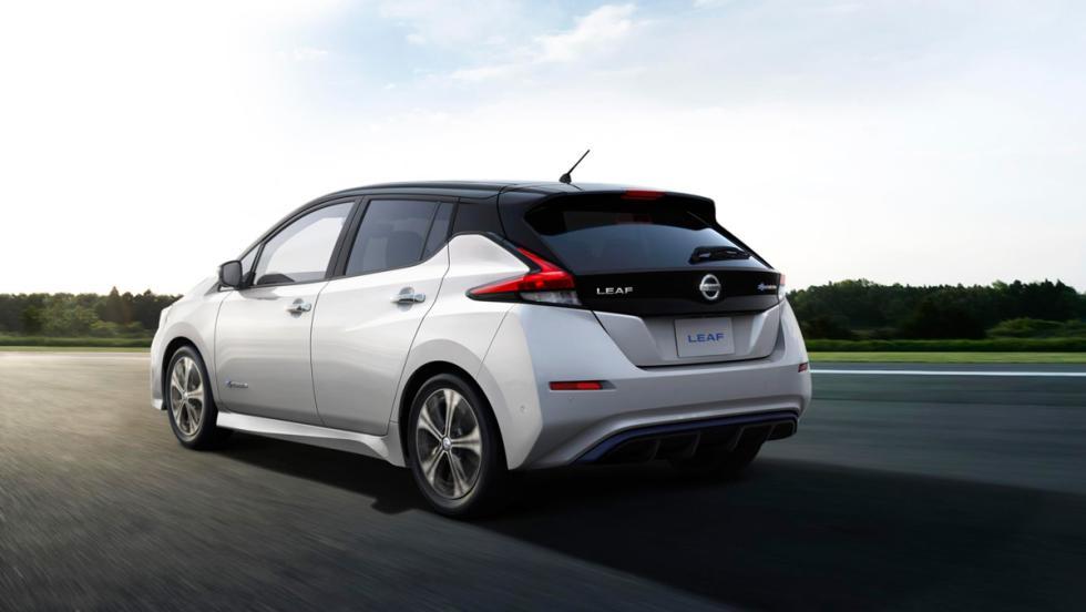 Nissan Leaf 2017 (VII)