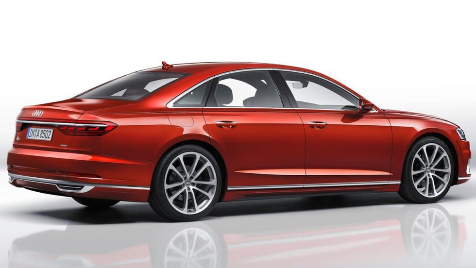 Las novedades de Audi para el Salón de Frankfurt 2017 - Audi A8
