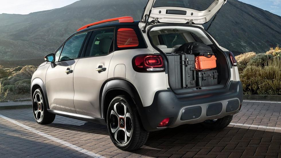 Novedades de Citroën en Frankfurt 2017: nuevo Citroën C3 Aircross