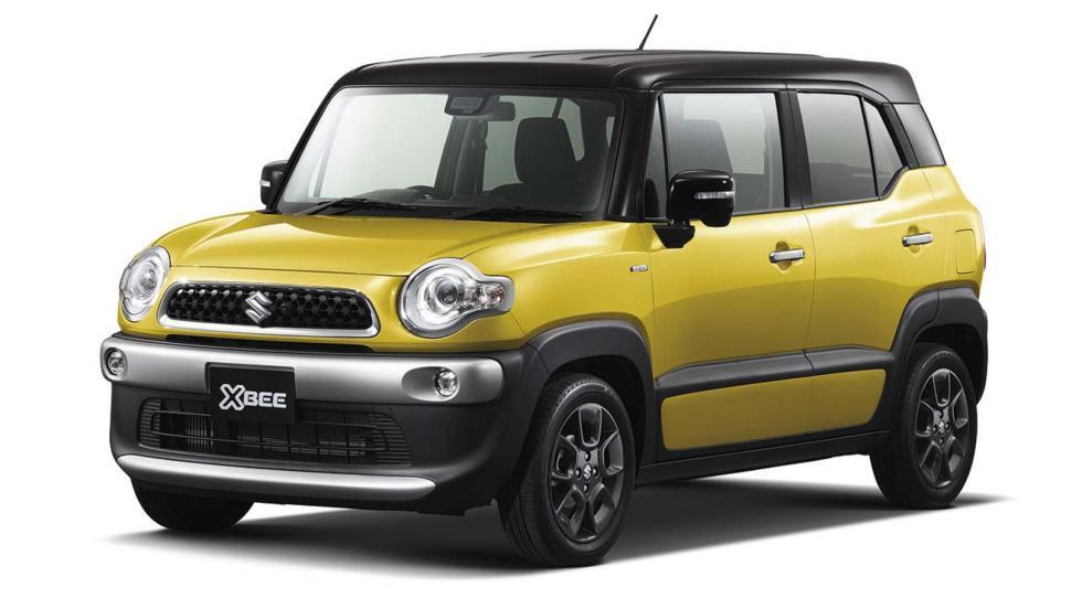 Suzuki en el Salón de Tokio 2017 SUV compacto furgoneta utilitario todoterreno