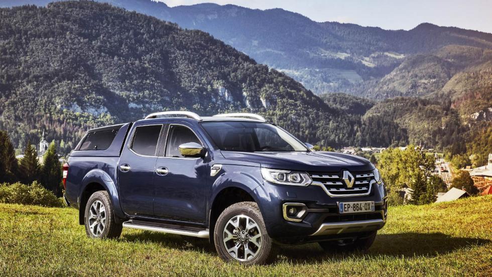 Nuevo Renault Alaskan