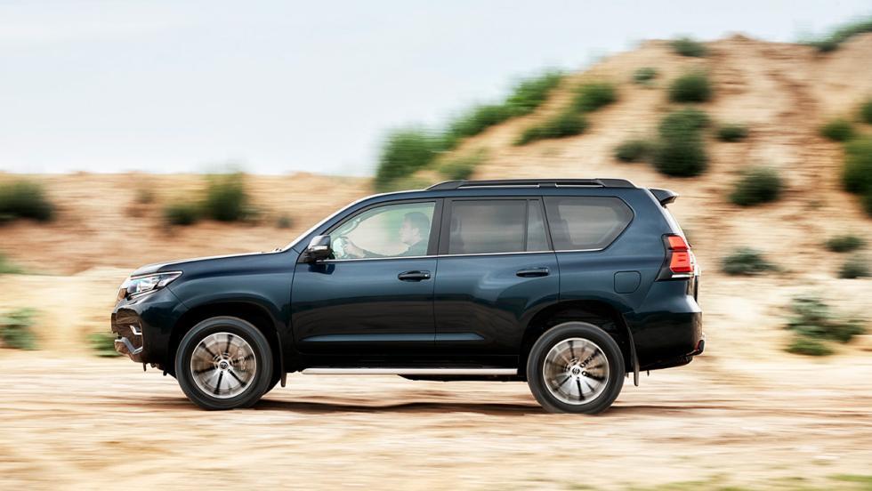 Nuevo Toyota Land Cruiser (III)