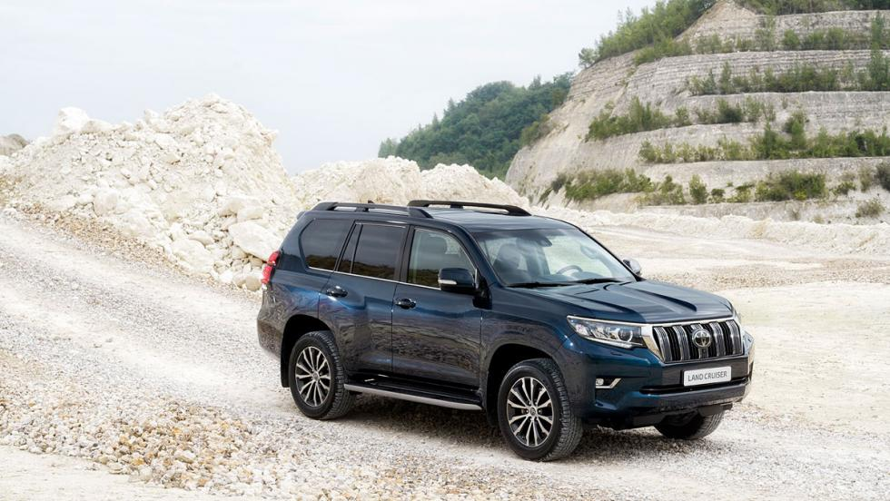 Nuevo Toyota Land Cruiser (VI)