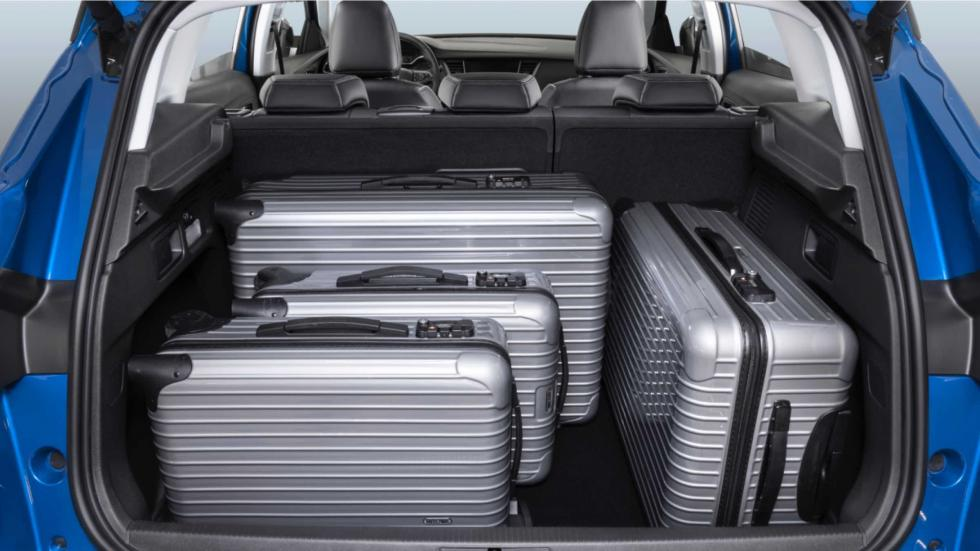 Opel Grandland X: gran maletero