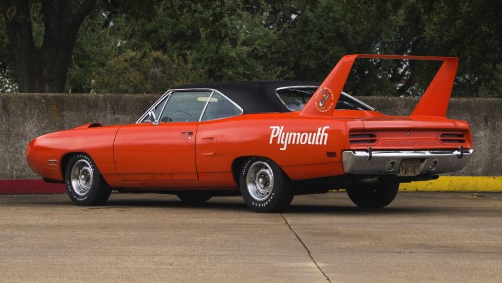 Plymouth Hemi Superbird