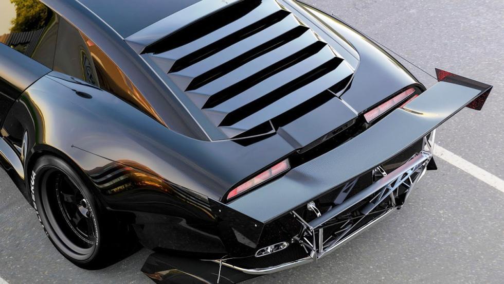 Pontiac Firebird TT