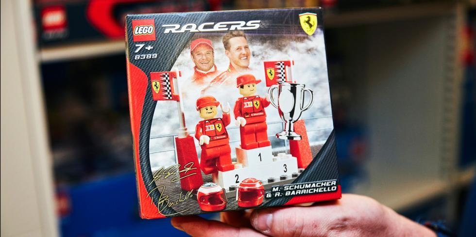 Pilotos Lego