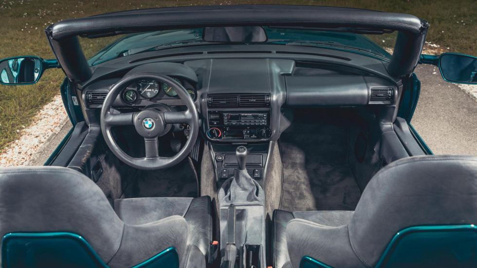 Prueba retro: BMW Z1 (V)