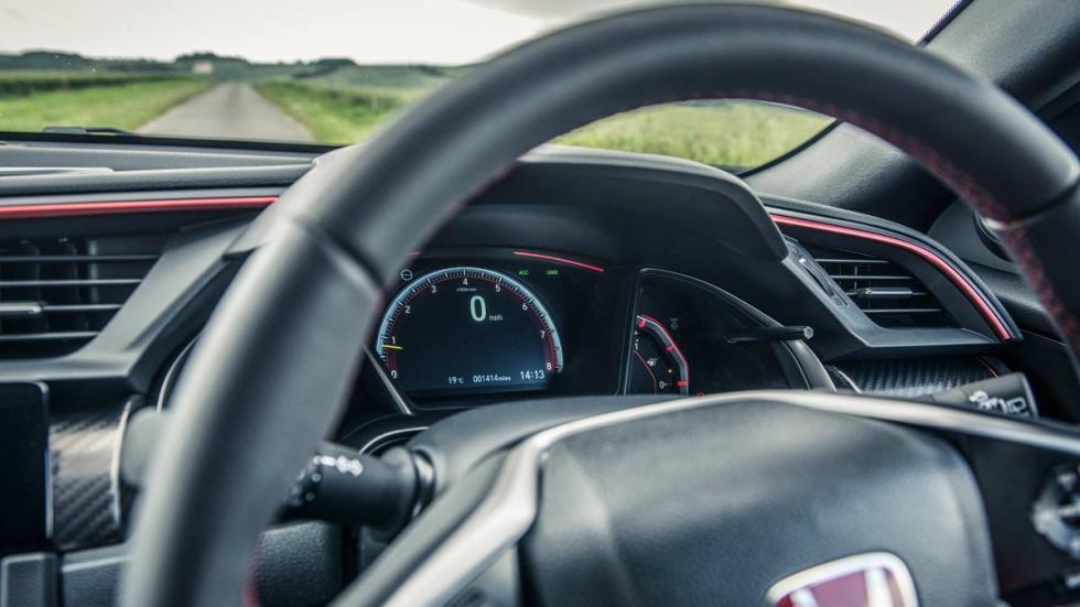 Prueba TG: Honda Civic Type-R 320 CV