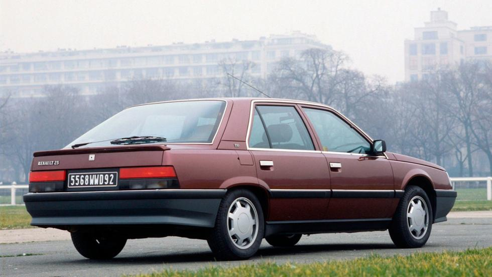 Renault 25 (VII)