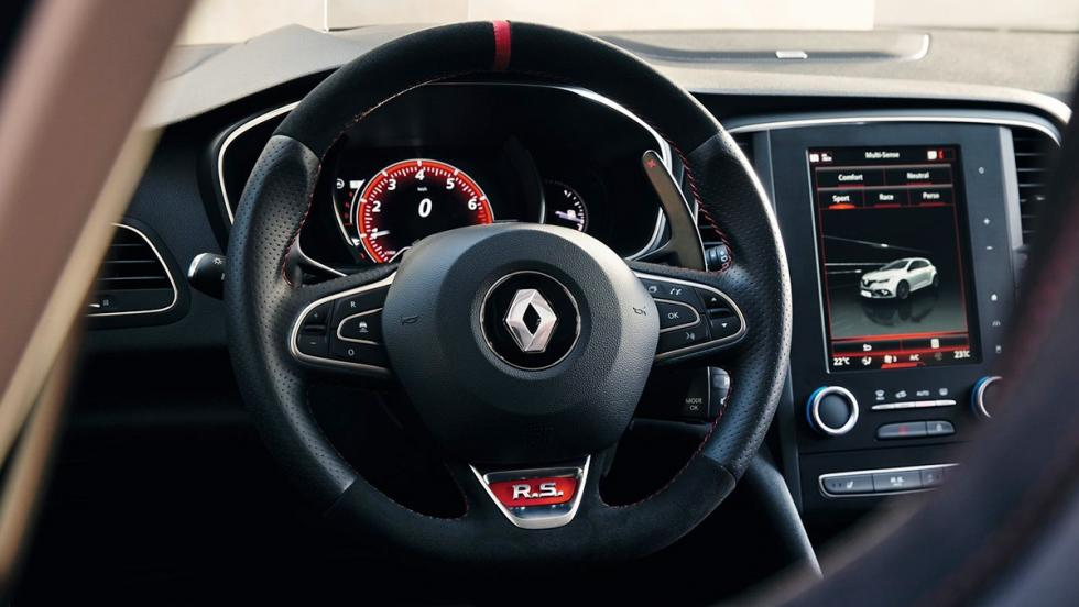 Renault Mégane RS 2018
