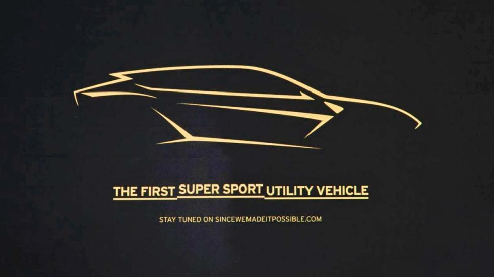 Render Lamborghini Urus imagen SSUV SUV deportivo