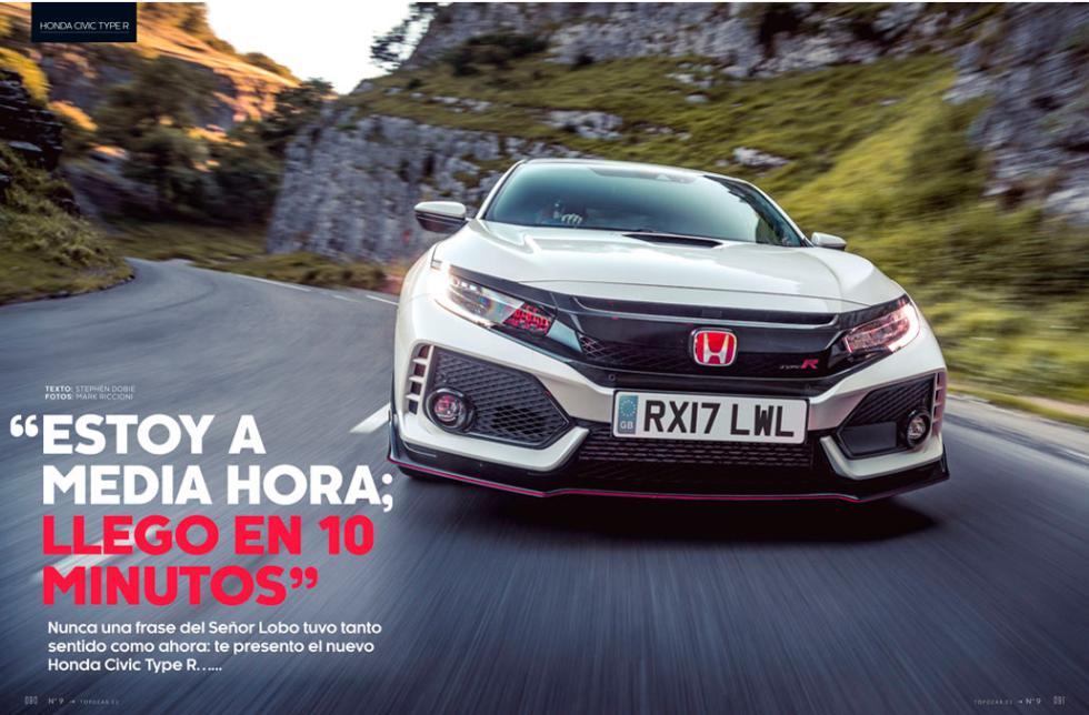Revista Top Gear España Nº 9