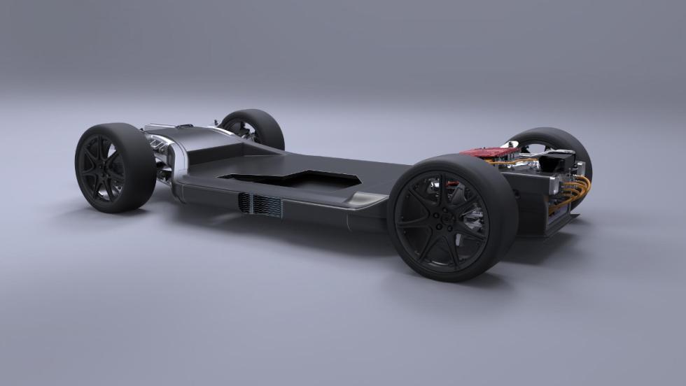 El revolucionario FW-EVX  de Williams