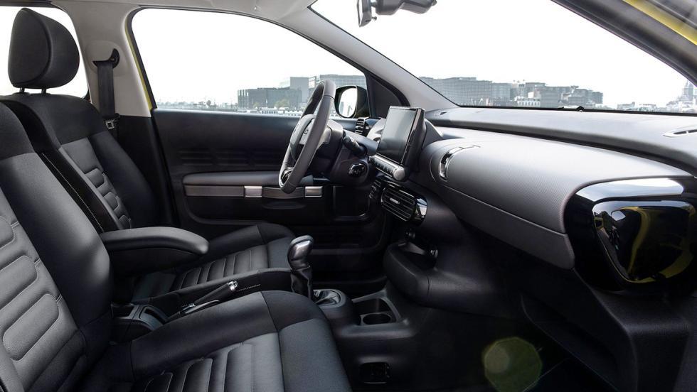 Los rivales del Dacia Duster 2018 - Citroën C4 Cactus