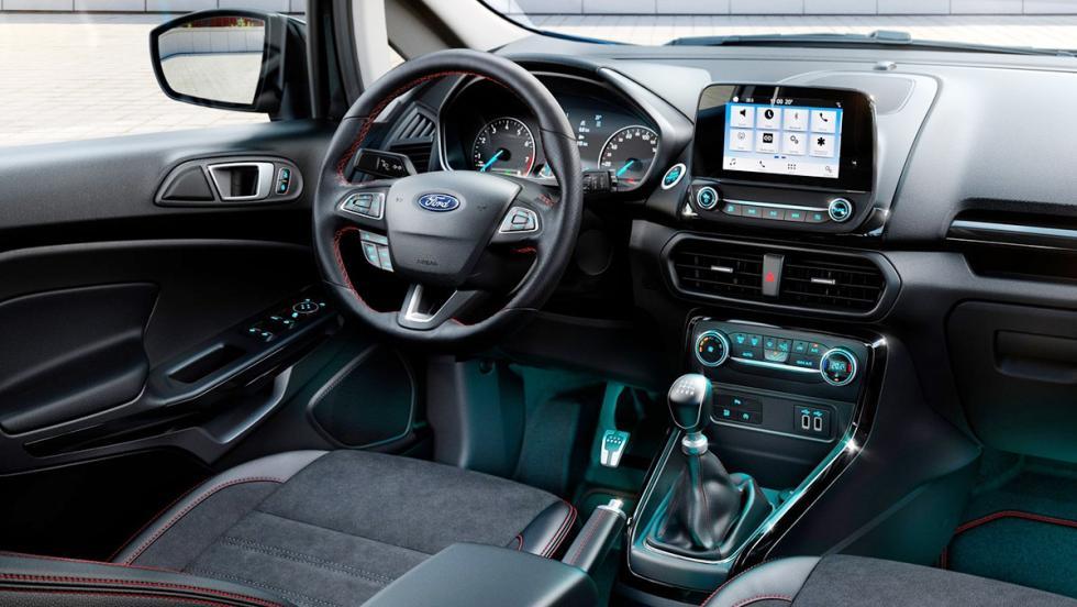 Los rivales del Dacia Duster 2018 - Ford Ecosport