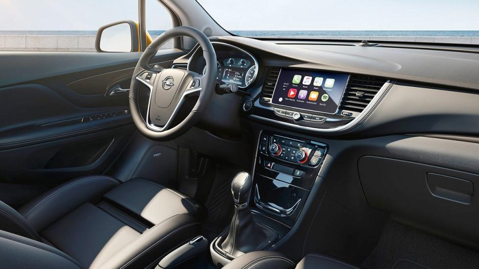 Los rivales del Dacia Duster 2018 - Opel Mokka X