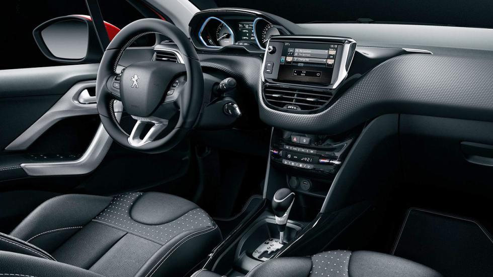 Los rivales del Dacia Duster 2018 - Peugeot 2008