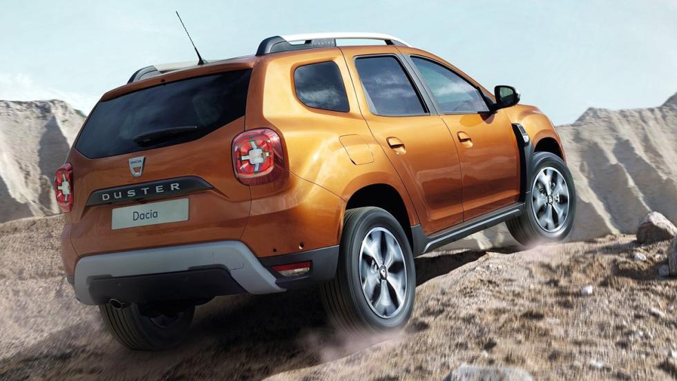 Los rivales del Dacia Duster 2018
