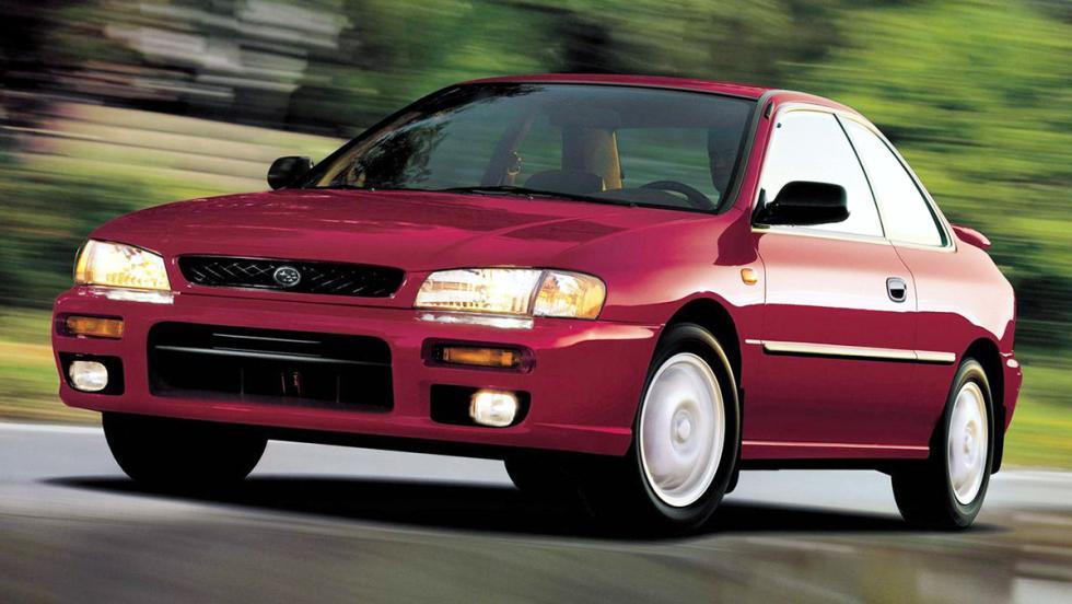Subaru Impreza 2 puertas - 1994
