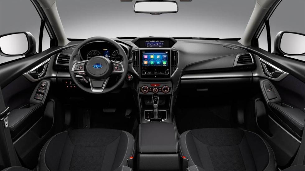 Subaru Impreza 2018 compacto japon