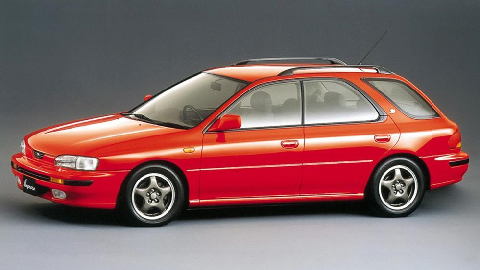 Subaru Impreza 5 puertas - 1992