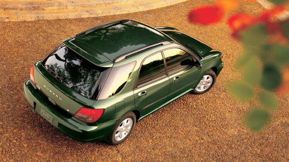 Subaru Impreza - Segunda generación - 2000
