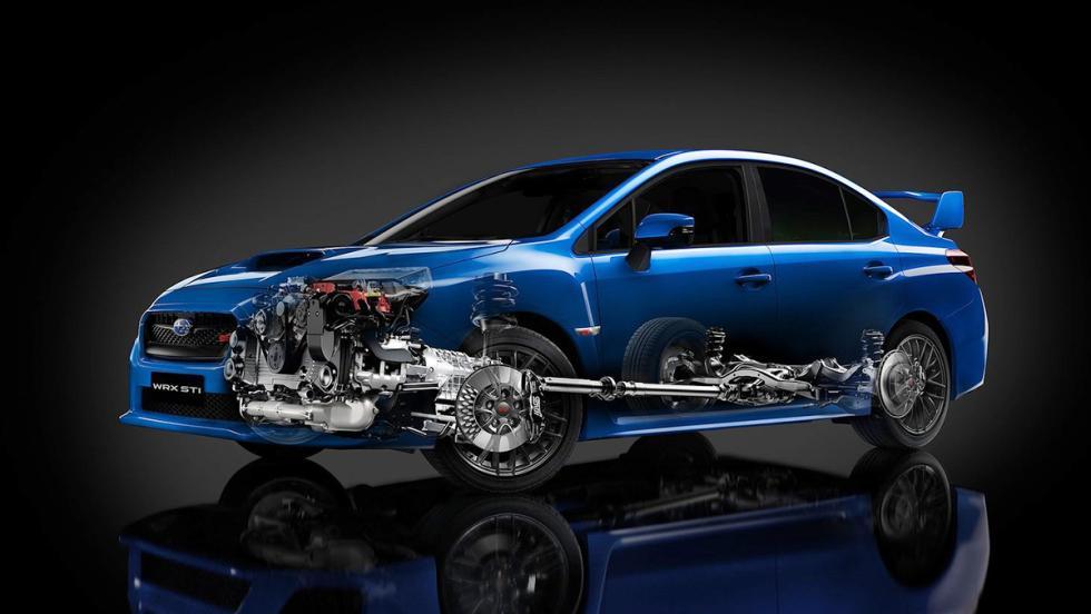 Subaru WRX STI - 2014