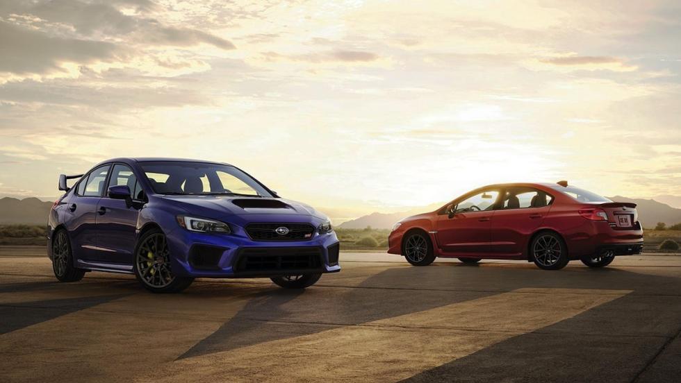 Subaru WRX STI - 2018