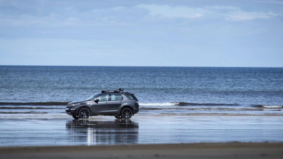 Tabla de surf Jaguar Land Rover