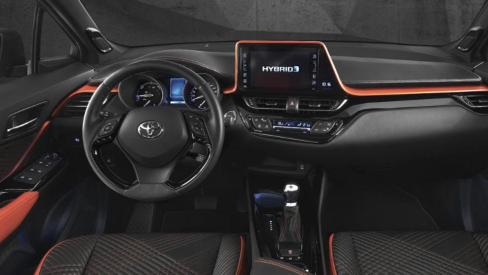 Toyota C-HR Hy-Power Concept (VII)