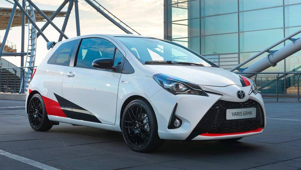 Toyota Yaris GRMN (I)