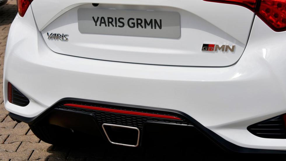 Toyota Yaris GRMN (VII)