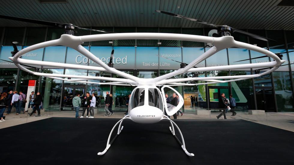 Volocopter (II)