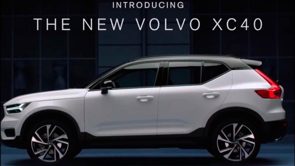 Volvo XC40 Filtrado youtube SUV compacto filtracion